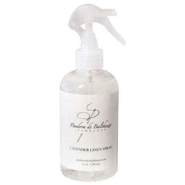 Pandora de Balthazar Lavender Linen Spray Handmade