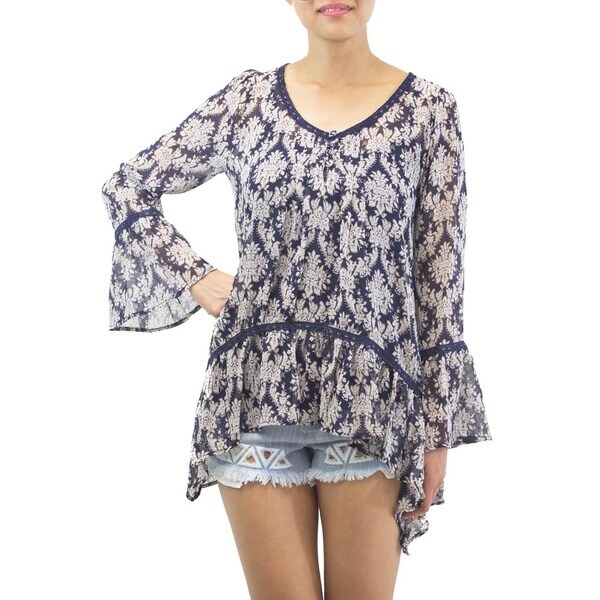 Women's Bohemian Belle Blouse