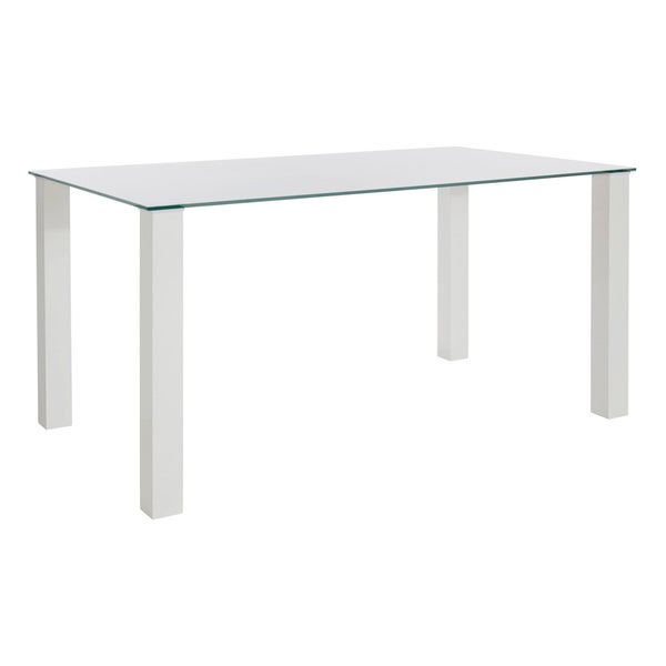 Norma Dining Table large, glass / high-gloss