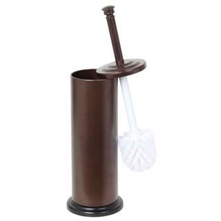 Home Basics Stainless Steel Toilet Brush - Bronze Finish