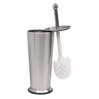 Home Basics Stainless Steel Toilet Brush