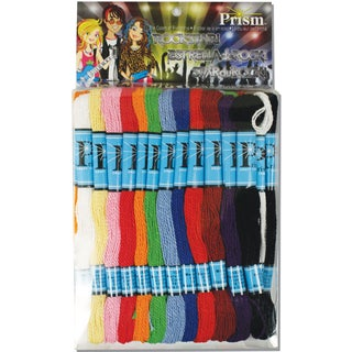 Prism Craft Thread Pack 8.7yd 36/PkgRock Star