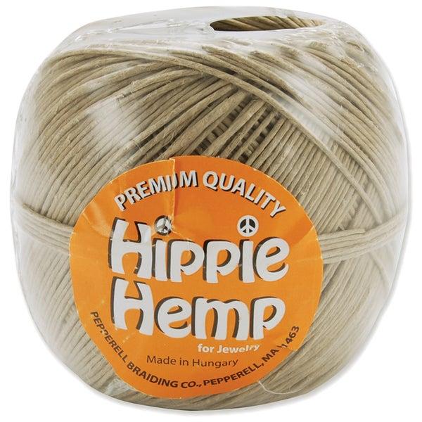 Premium Quality Hippie Hemp Cord 20lb 380'Natural