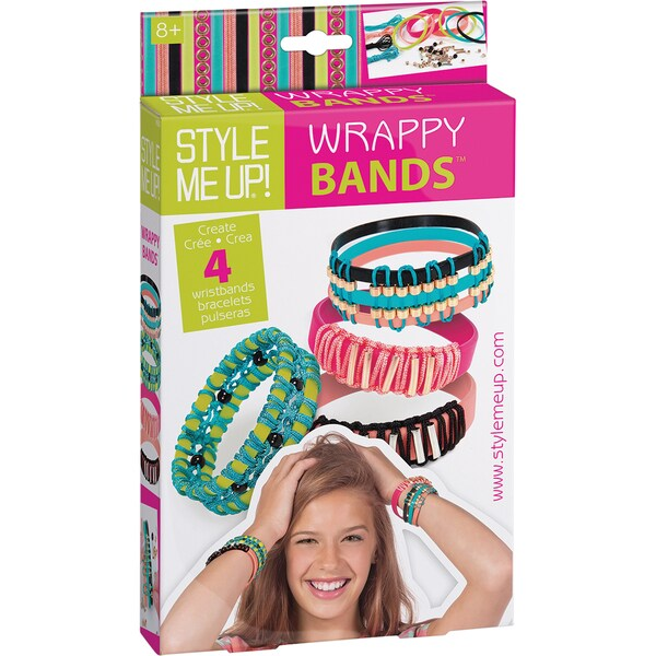 Style Me Up! Wrappy Bands