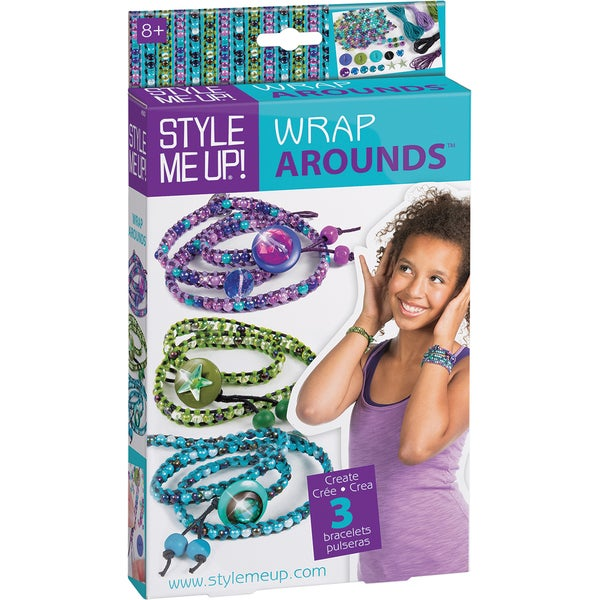 Style Me Up! Wrap Arounds