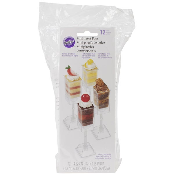 Treat Pops Mini Tubes 12/Pkg