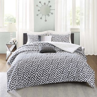 Madison Park Pure Carletta 5-Piece Cotton Comforter Set