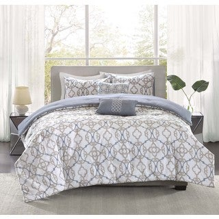 Madison Park Pure Nicola 5-Piece Cotton Comforter Set