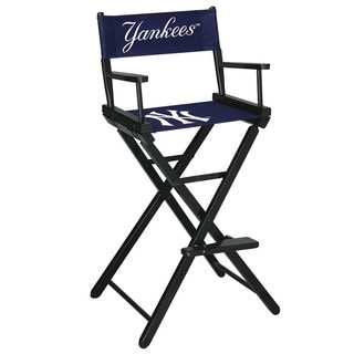 Official Licensed MLB Bar Height Director's Chair