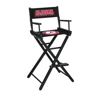 Official Licensed NCAA Bar Height Director's Chair