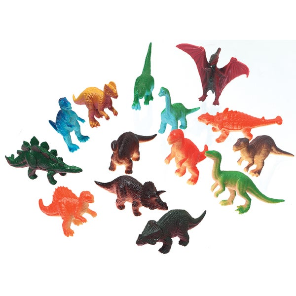 Creatures Inc.Dinosaurs 14/Pkg