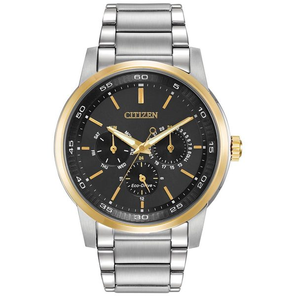 Citizen Men's BU2014-56E Day Date Watch