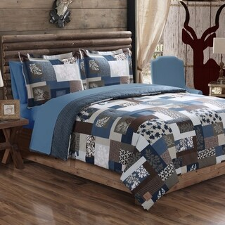 Woodland Empire 3-piece Comforter Set by Field & Stream