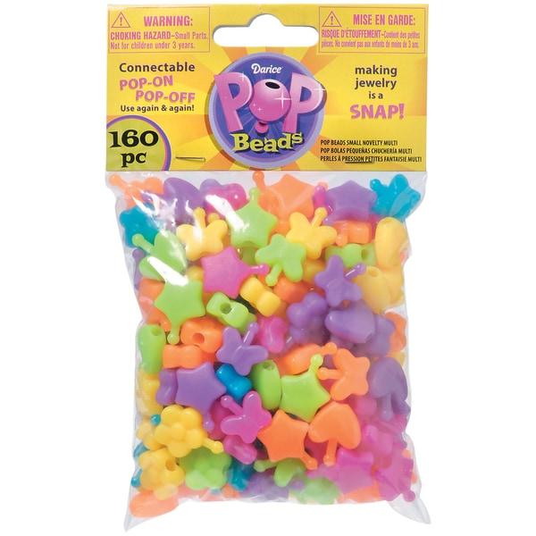 Pop Beads 160/PkgNovelty