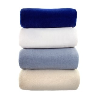CozyLuxe Hotel Fleece Blanket