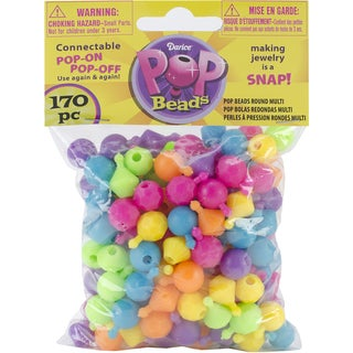 Pop Beads 170/PkgRounder