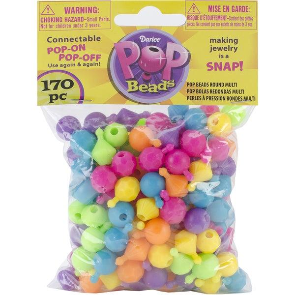 Pop Beads 170/PkgRounder