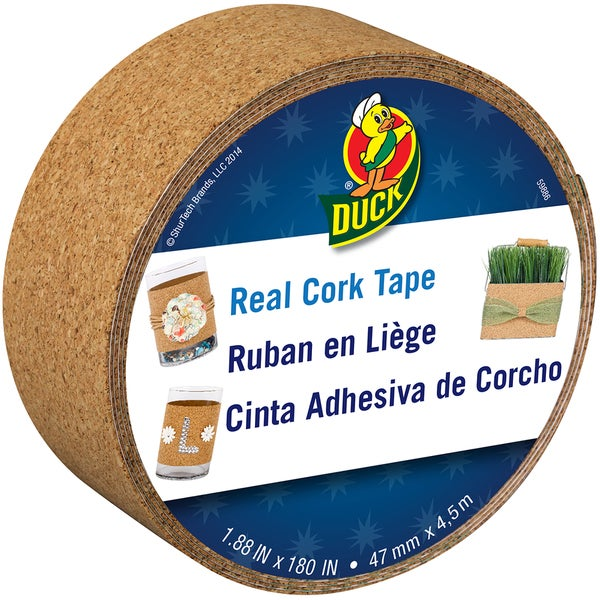 Cork Duck Tape 1.88inX15yd