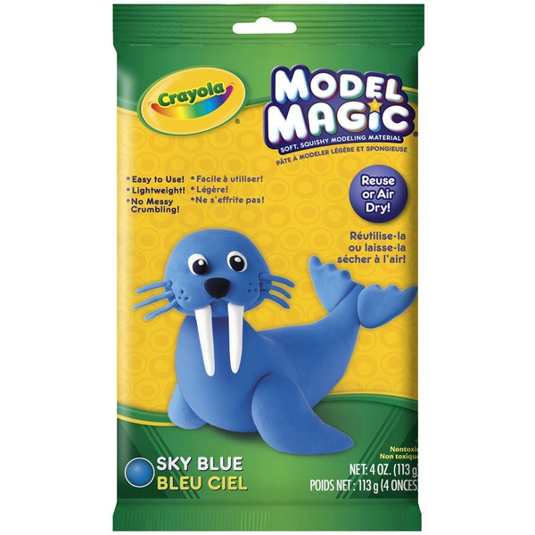 Crayola Model Magic 4ozSky Blue