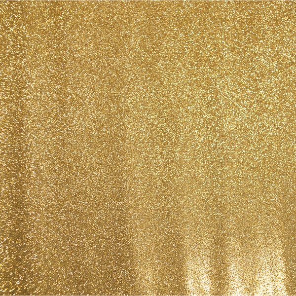 Studio Gold Foiled Gift Wrap 30inX30in 2/PkgGold Glitter