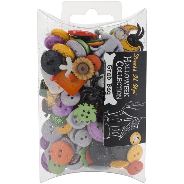 Dress It Up Embellishments Grab BagHalloween