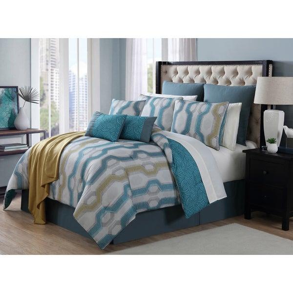 Faria 16-piece Comforter Set