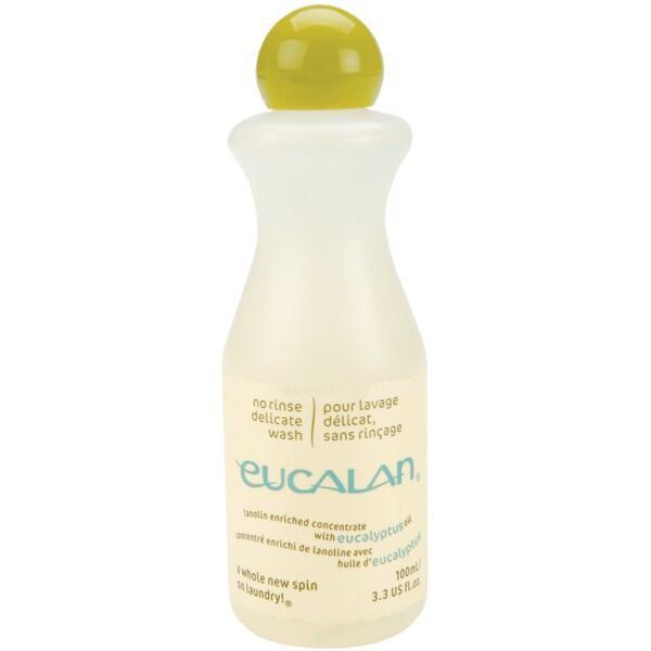 Eucalan Fine Fabric Wash 3.3ozEucalyptus