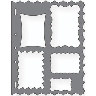 Shape Template 8.5inX11inFrames
