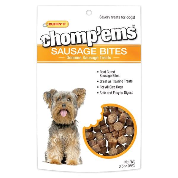 Chomp'ems Sausage Bites 3.5oz