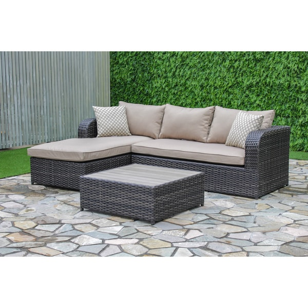 Marco Outdoor Sectional Set