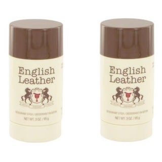 English Leather 3-ounce Deodorant Sticks