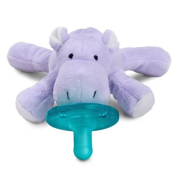 Wubbanub Baby Hippo Pacifier
