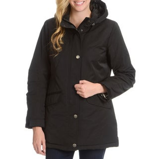 Nuage Women's Thermal Insulated, Body Heat Retention, Ventex Washable Jacket