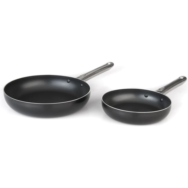 EarthChef Boreal 2-piece Fry Pan Set