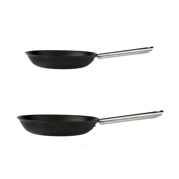 Geminis Cast Iron Fry Pans (Set of 2)