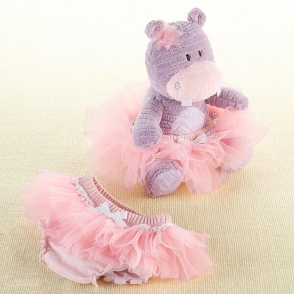 Baby Aspen Lady Lulu and Baby's Tutu Plush and Bloomer Set