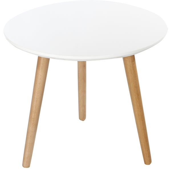 Kathy Ireland 20 inch White Top Natural Wooden Leg Accent  : Kathy Ireland 20 inch White Top Natural Wooden Leg Accent Table c4e2bd1e 40d9 4d0a bcff 2b9bbb1c46fa600 from overstock.com size 600 x 600 jpeg 25kB