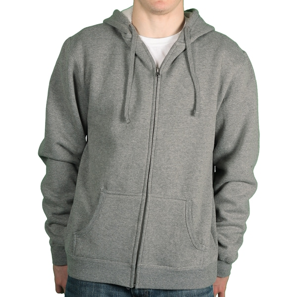 ITC Men's Heathered Fleece Hoodie