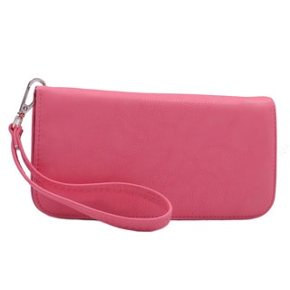 Lithyc 'Tara Sofia' Vegan Leather Wristlet Wallet