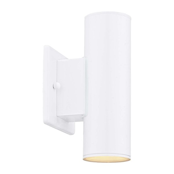 Eglo Riga - 2 x 50W Wall Light White