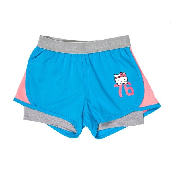 Hello Kitty 2-in-1 Flash Shorts