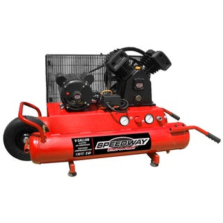 Speedway 2HP Electric Wheelbarrow Air Compressor (hose and accessories not included)