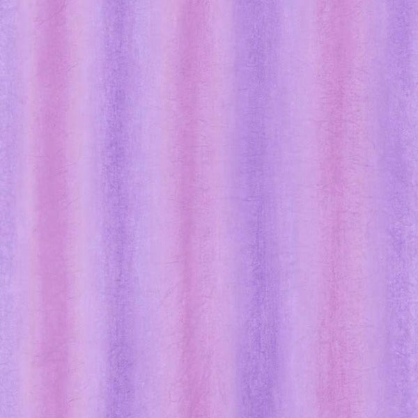 Purple Ombre Stripe Wallpaper