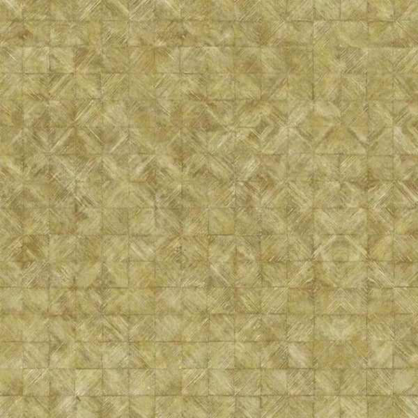 Brown Block Texture Wallpaper