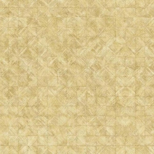 Beige Block Texture Wallpaper