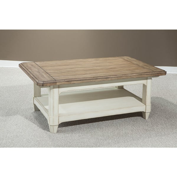 Panama jack millbrook 50 inch rectangular cocktail table for 50 inch coffee table