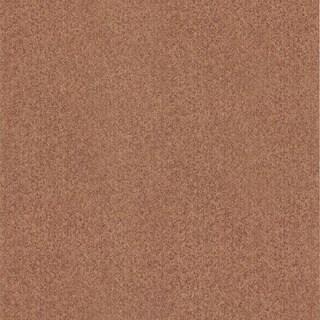 Chestnut Herringbone Texture Wallpaper
