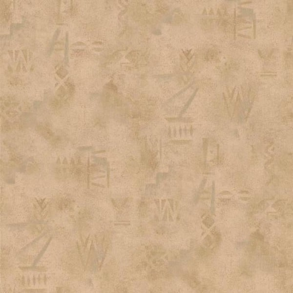 Sand Tribal Motif Wallpaper