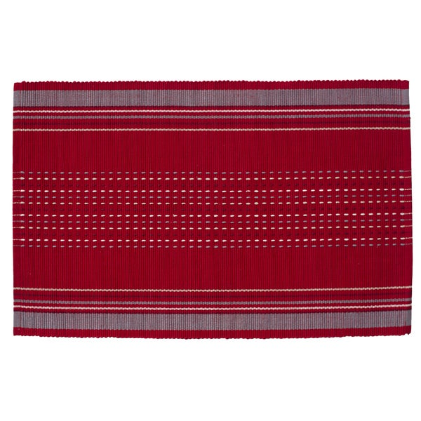 Country Table Rectangle Placemats (Set of 4)