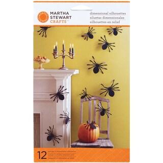 Silhouettes 12/PkgDimensional Spider
